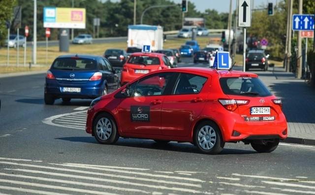 WORD w Suwałkach prowadzi szkolenia online dla kierowców