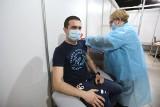 W woj. śląskim przeciw COVID-19 zaszczepiono ponad 3 tys. strażaków. Zbliża się koniec akcji szczepień służb mundurowych