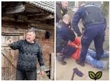 """Rolnicy. Podlasie. Gienek Onopiuk po interwencji policji spędził noc na komisariacie. """"To była ciężka noc. Do teraz odczuwa skutki"""""""