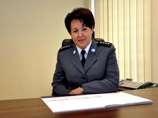 Helena Michalak pracuje w policji od 1996 r.