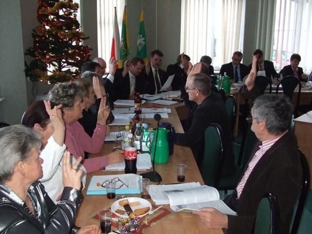 Budżet 2010 roku radni gminy Ostrów Mazowiecka zatwierdzili jednogłośnie.