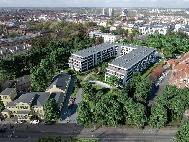 Tak ma wyglądać inwestycja Bookowska 18 w Poznaniu