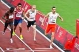 Biegacz rodem z Kaszub Patryk Dobek zdobył brązowy medal na 800 metrów