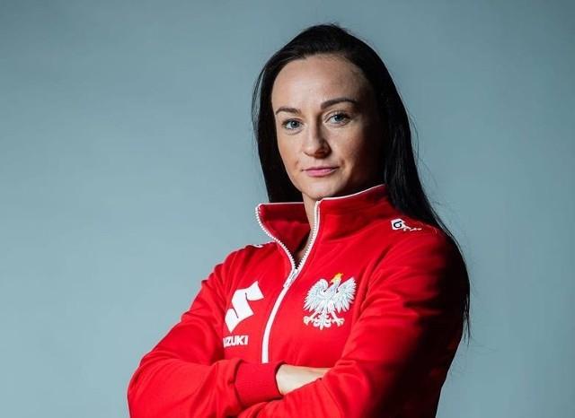 Sandra Drabik pożegnała się z olimpijskim turniejem już po pierwszej rundzie.
