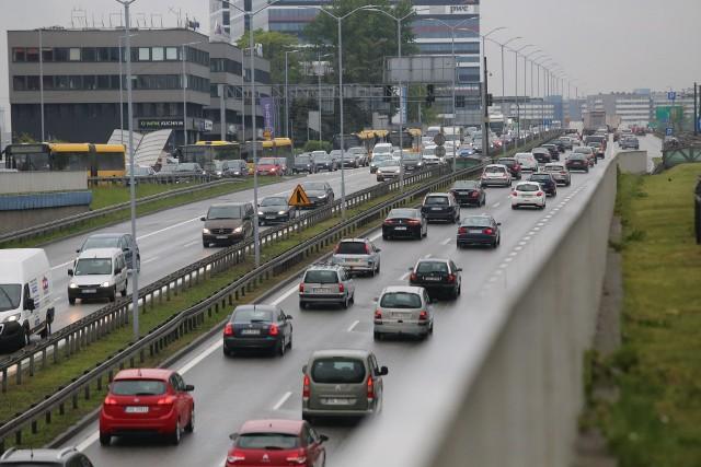 Tak na co dzień wyglądają główne arterie drogowe w woj. śląskimZobacz kolejne zdjęcia. Przesuwaj zdjęcia w prawo - naciśnij strzałkę lub przycisk NASTĘPNE