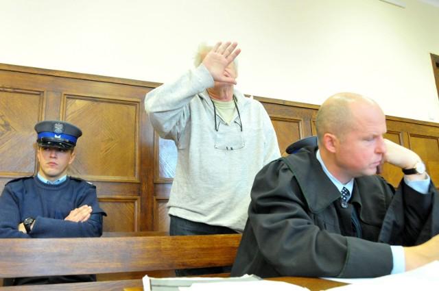 Podczas procesu Krzysztof W. nie przyznał się do winy