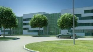 Tak będzie wyglądał budynek, w którym działać będzie Kielcki Park Technologiczny.