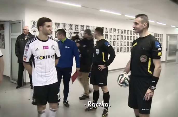 Liga Od Kuchni Legia Wisła Wideo Gol24