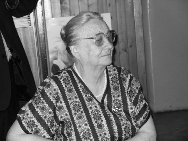 Dorota Franaszkowa w 2006 roku