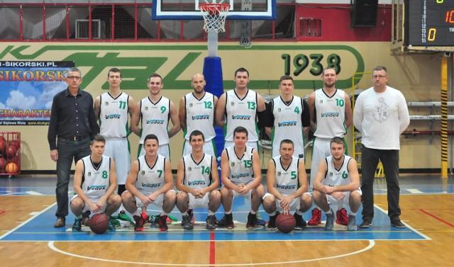 Kadra Stali Stalowa Wola, sezon 2015/2016.