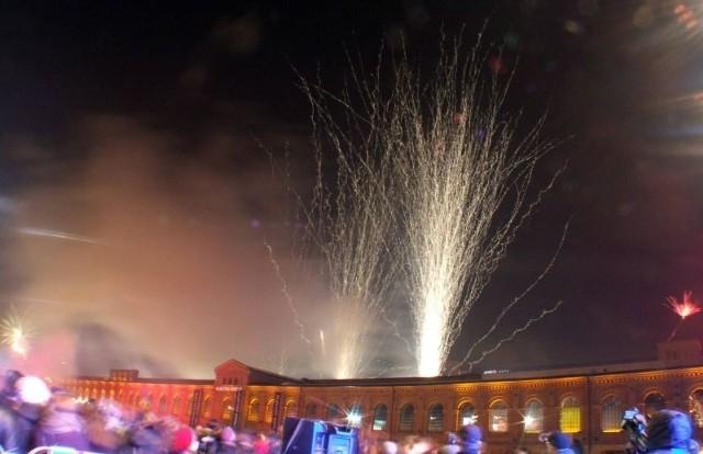 Niemal każda zorganizowana impreza sylwestrowa ma w programie pokaz fajerwerków tuż po północy.