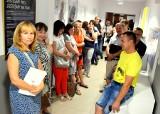 Oblężenie biura PGE Obrót w Tarnobrzegu. Żeby nie płacić więcej za prąd, trzeba zdążyć z oświadczeniem!