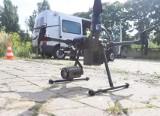 Dronem w piratów drogowych! Podniebne urządzenie rejestruje występki kierowców i pieszych