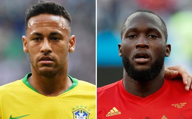 Brazylia – Belgia LIVE! Neymar odeśle złote pokolenie do domu?