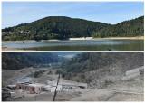 Mija 25 lat od zakończenia budowy zapory w Klimkówce. W 1994 roku inwestycję otwierał premier Waldemar Pawlak. ARCHIWALNE ZDJĘCIA