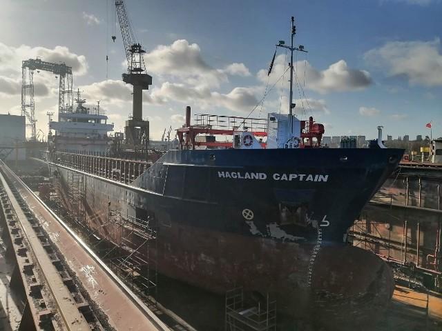 Statek Hagland Capitan