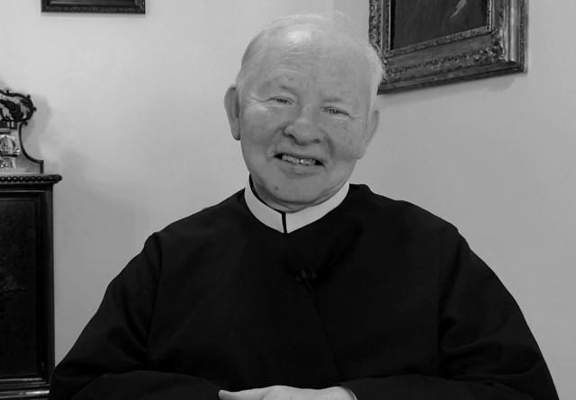 Zmarły o. Jan Rzepiela, redemptorysta z Tuchowa