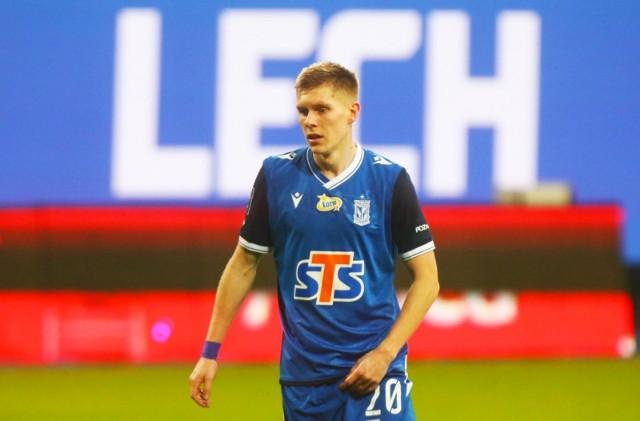 Aron Johannsson strzelił dla Lecha dwa gole