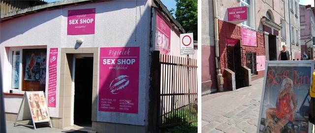 W jednym z dwóch sex-shopów sprzedawano gips zamiast viagry.