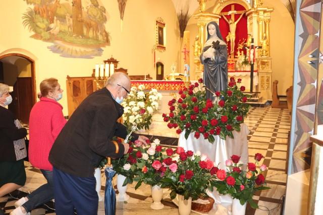 Uroczystości ku czci św. Rity w Radziejowie.