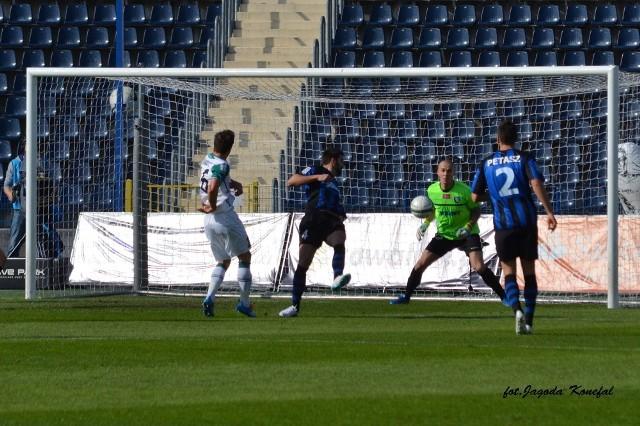 Zawisza Bydgoszcz-Śląsk Wrocław 1:0 (GALERIA)