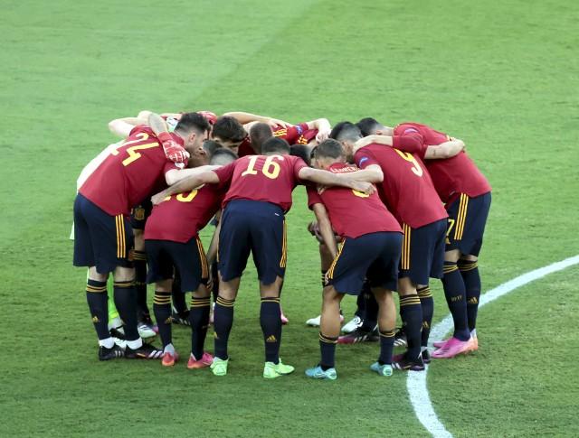 Reprezentacja Hiszpanii jest jednym z faworytów do końcowego triumfu na Euro 2020
