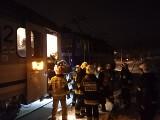 Tragiczny wypadek na torach w Bidzinach w powiecie opatowskim. Dwie osoby zginęły