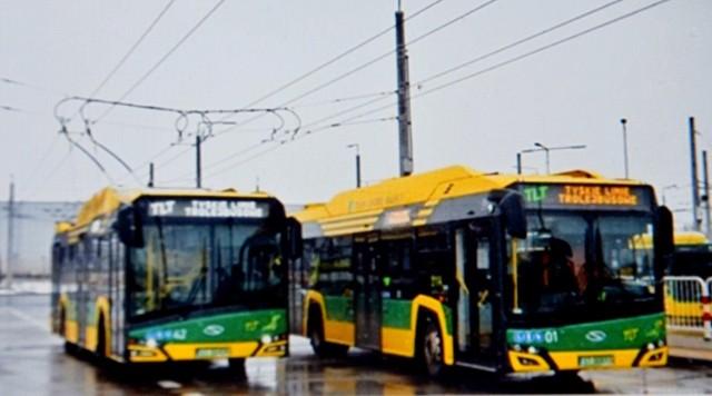 Tychy będą mieć sześć nowych trolejbusów na baterie