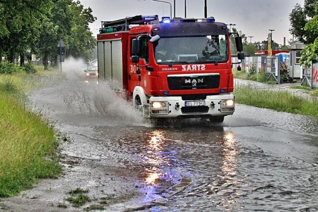 W południowej części województwa śląskiego możliwe są dzisiaj gwałtowne burze i opady deszczu