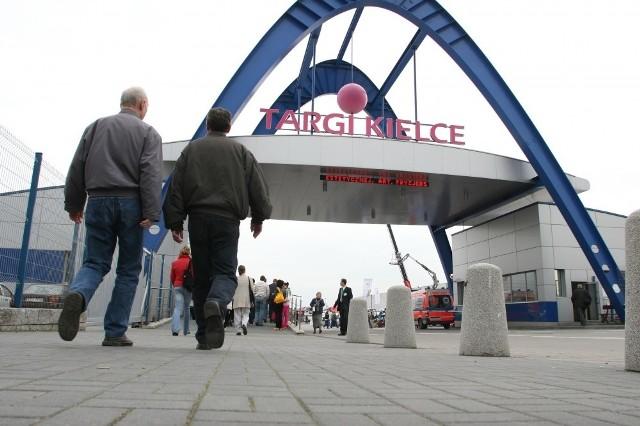 Wystawa Bakepol w halach Targów Kielce potrwa aż pięć dni, fot. D. Łukasik