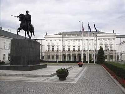 Prezydent Bronisław Komorowski zaprosił do Pałacu Prezydenckiego przedstawicieli woj. lubuskiego.
