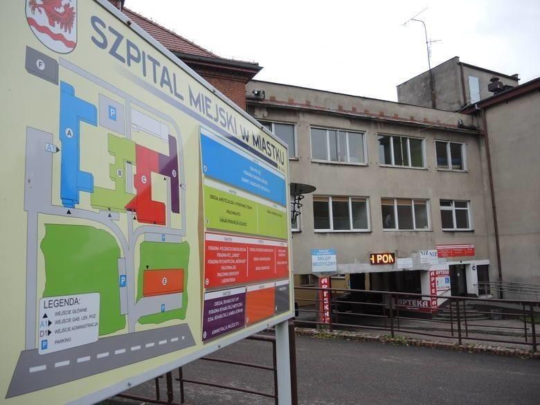 Zamknięty oddział reumatologiczny w miasteckim szpitalu