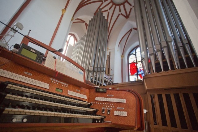 Organy w kościele Mariackim rok temu zostały oddane do użytku po gruntownej renowacji