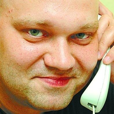 Maciej Myga, autor dzisiejszego komentarza.
