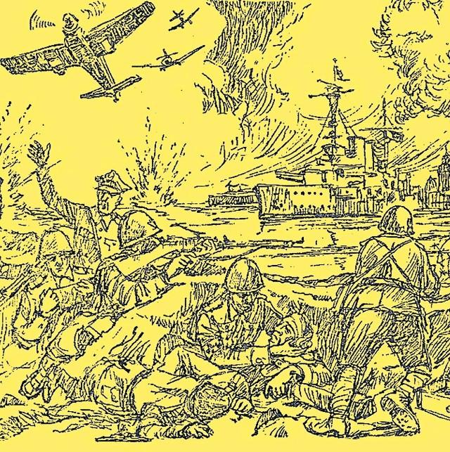 Obrona Wojskowej Składnicy Tranzytowej na Westerplatte w artystycznej wizji Eugeniusza Koczorowskiego