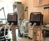 Szpital Morski imienia PCK otrzymał dwa nowoczesne respiratory. Sprzęt przekazał w prezencie Port Gdynia