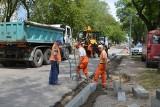 Ulica Siennieńska w Ostrowcu w remoncie. Czy zostanie otwarta dla ruchu?