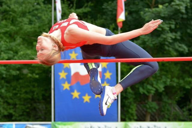 Kamila Lićwinko to pierwsza Polka, która w skoku wzwyż pokonała 2,00. W lutym zrobiła to dwukrotnie.