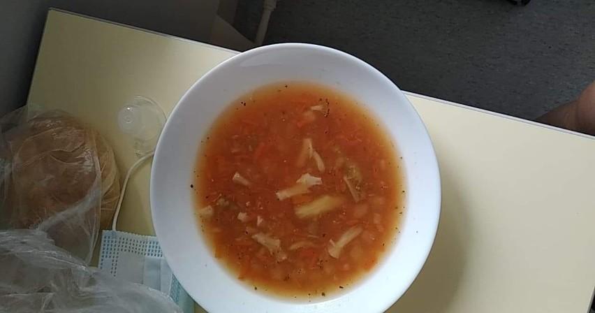 Tak karmią w lubelskich szpitalach! Czytelnicy wysłali nam zdjęcia swoich posiłków. Zobaczcie