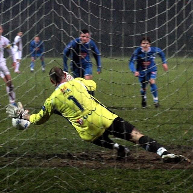 1/8 Pucharu Polski: Odra Opole-Ruch Chorzów 0-2.