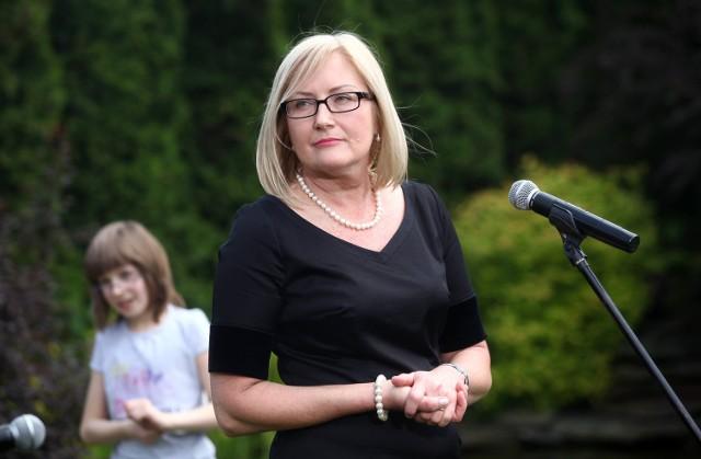 Joanna Kopcińska jest kandydatką PiS na prezydenta Łodzi w tegorocznych wyborach samorządowych