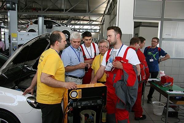 """Uczniowie Zespołu Szkół Samochodowych w Poznaniu znaleźli się wśród zwycięzców konkursu """"Car Mechanics Junior"""""""