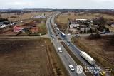 Dąbrowa Górnicza. Rozpoczęła się przebudowa DK1 w ekspresówkę. GDDKiA wypłaci prawie 300 odszkodowań, 14 dla właścicieli zburzonych domów
