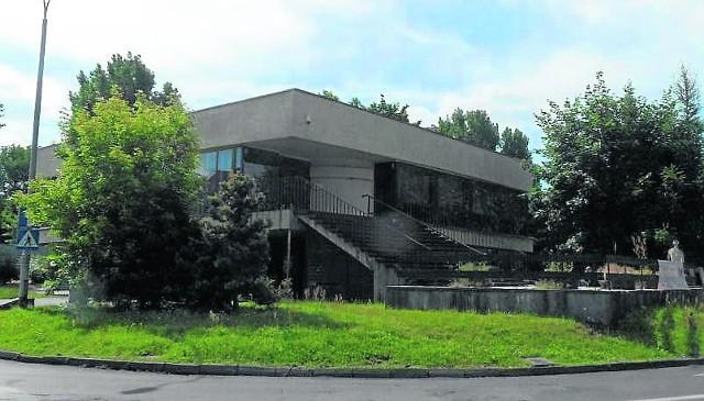 Dawny Pałac Ślubów w Sosnowcu stoi dzisiaj pusty. Nowy właściciel chce tutaj prowadzić działalność kulturalną