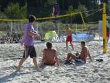 Plażowa impreza Active Beach w Łebie