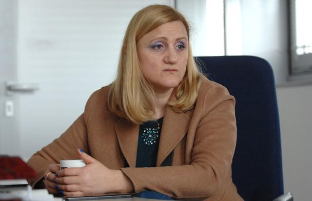 Zuzanna Ostrowska, prokurator rejonowy w Koszalinie.