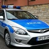 Brzesko. Policjanci ścigali kierowcę