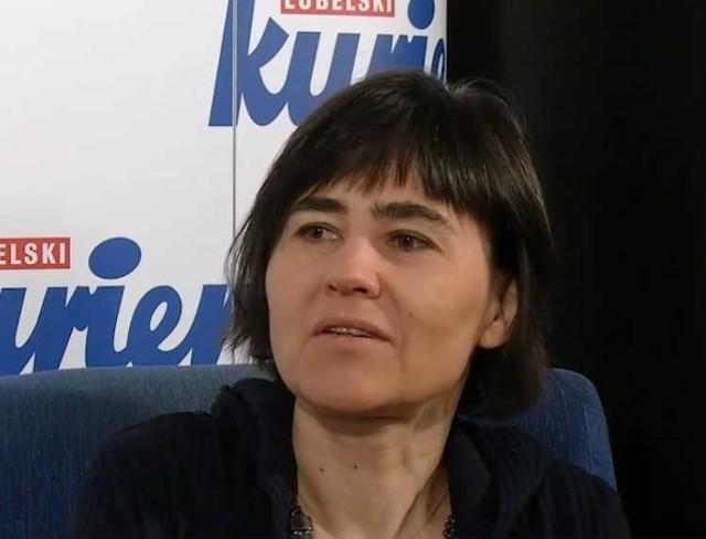 Dorota Kaczmarkowska z poradni psychologicznej UMCS