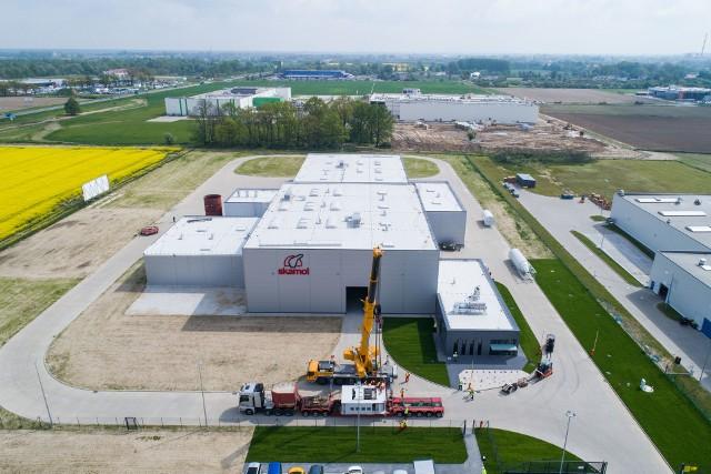 Duński inwestor rozpoczął wyposażanie zakładu w Opolu.