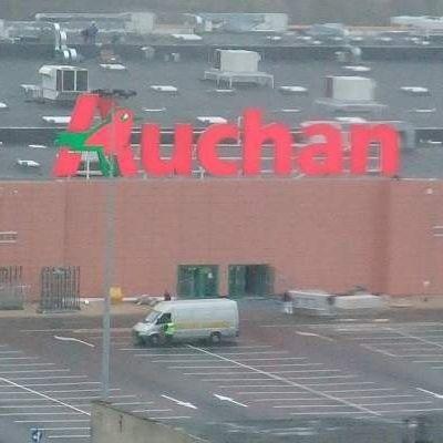 Drugi hipermarket Auchan (przy ul. Hetmanskiej) zostanie wkrótce otwarty w Bialymstoku